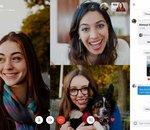 Skype emprunte à ZOOM sa fonction de personnalisation d'arrière-plan pendant un appel vidéo