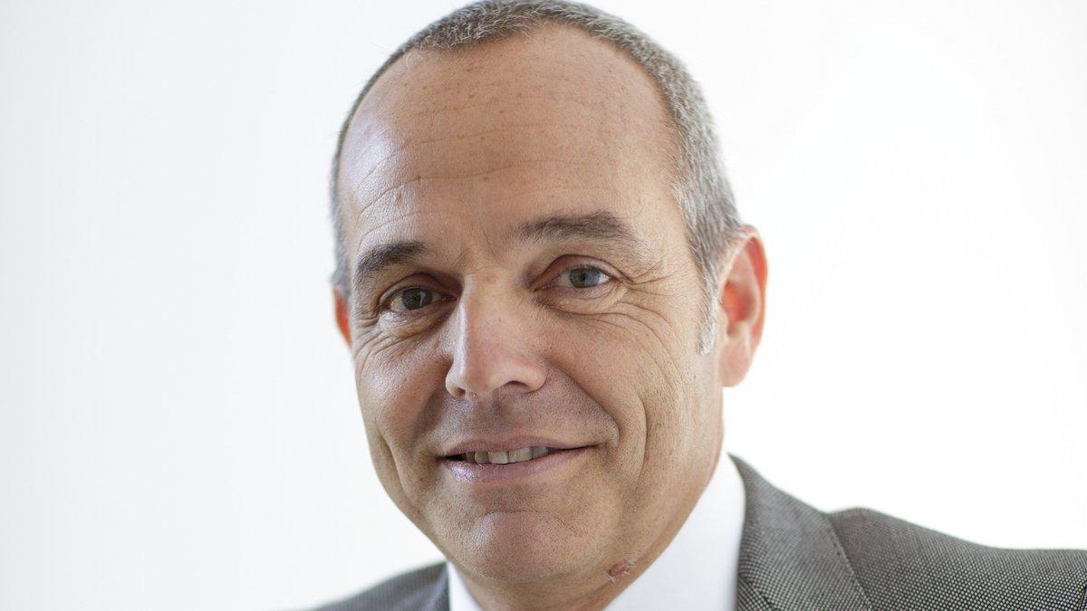 Louis-Carl Vignon, président Ford France