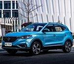 MG revient en France avec un SUV électrique