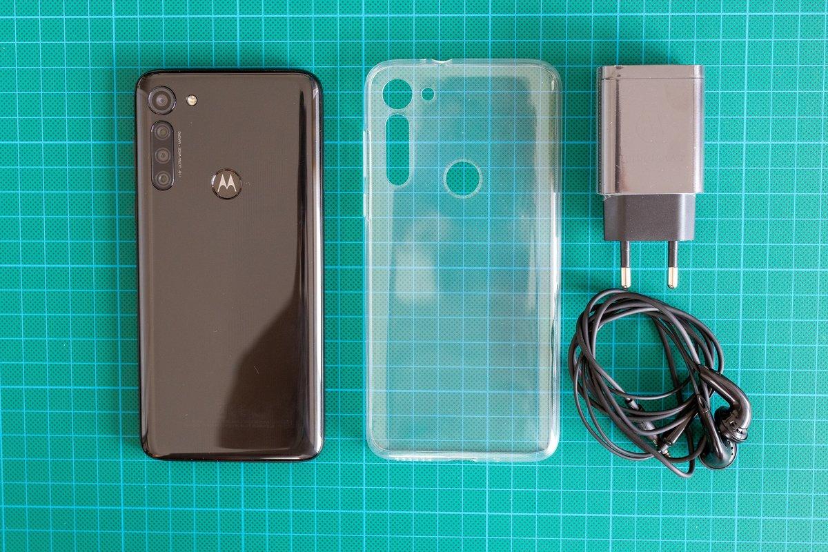Motorola Moto G8 Power test