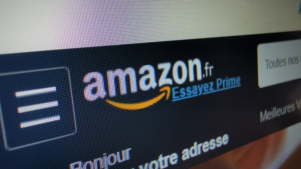 Amazon sur le Web © Alexandre Boero pour Clubic