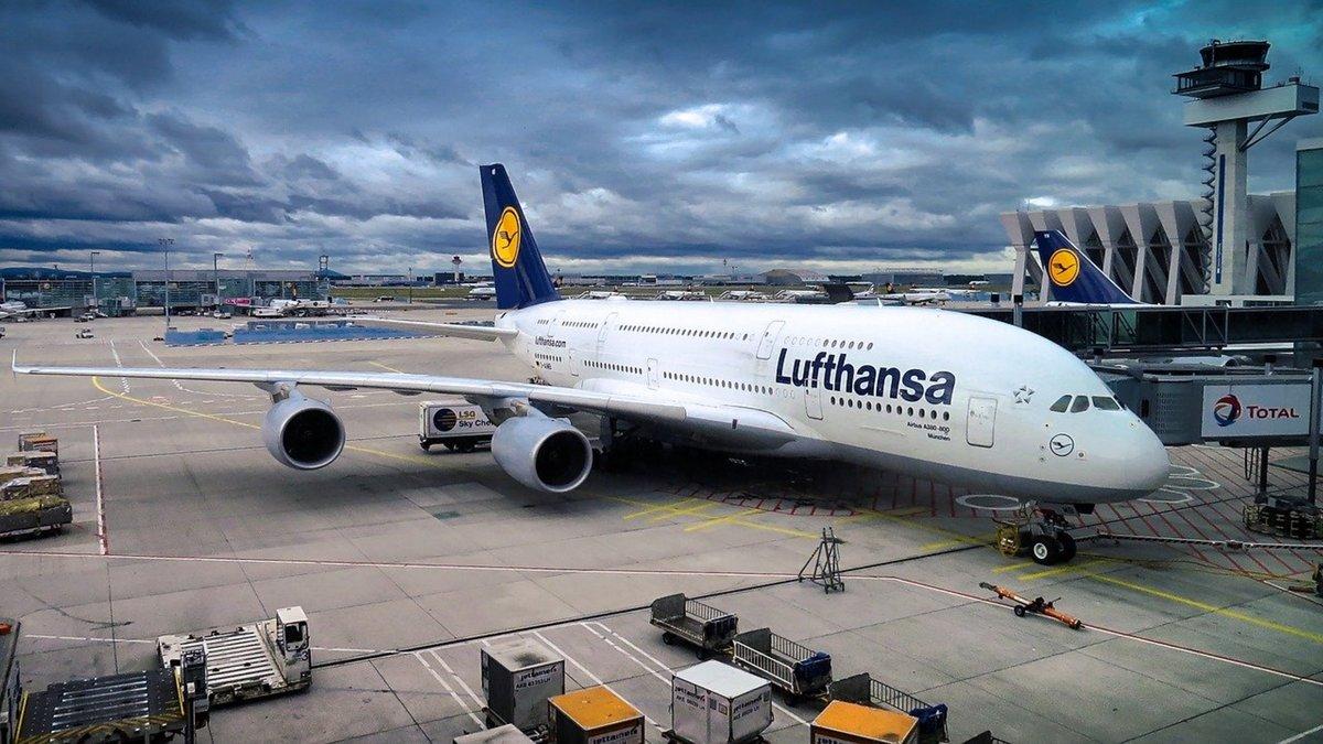 A380 - Lufthansa