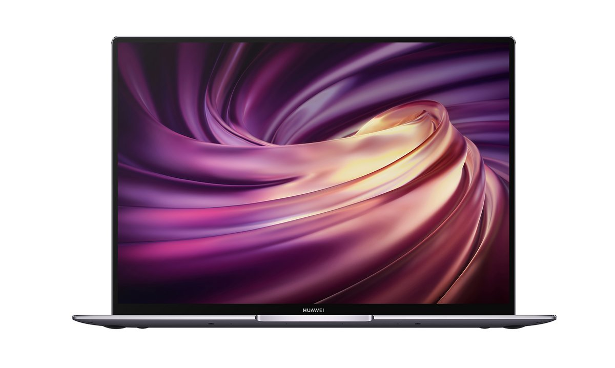 Huawei MateBook X Pro 2020 test © Huawei