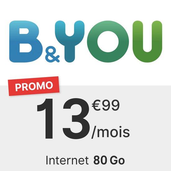B&You 80 Go