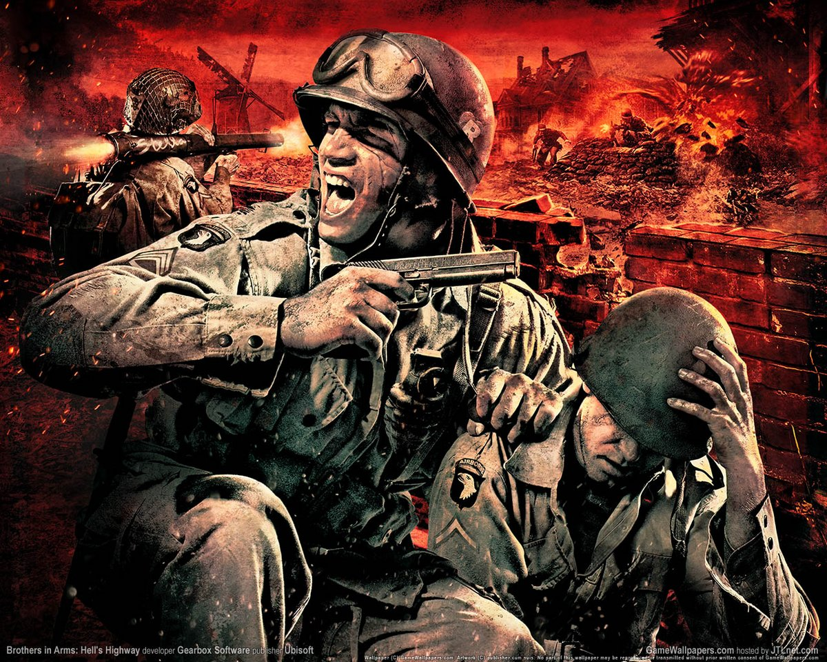 Brothers in Arms: Hell's Highway © Gearbox