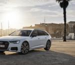 Audi lance la version hybride rechargeable de son break A6 Avant