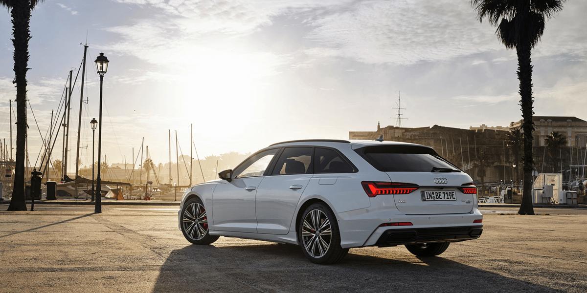 Audi A6 Avant Hybride © Audi