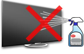 Comment nettoyer TV