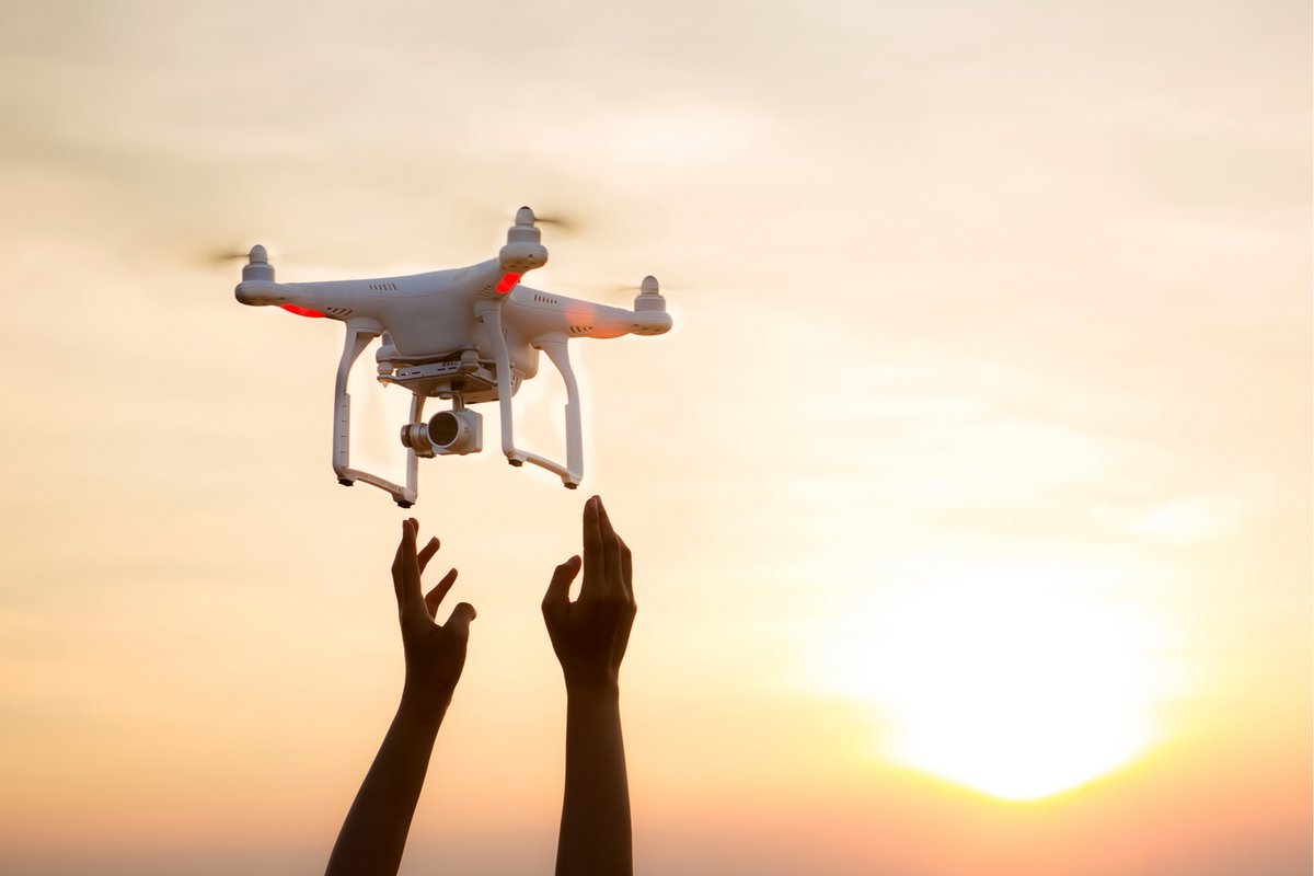 Drone © shutterstock.com