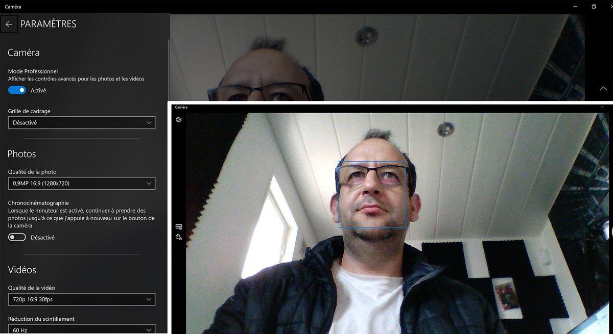 Gigabyte Aero 17 HDR, webcam