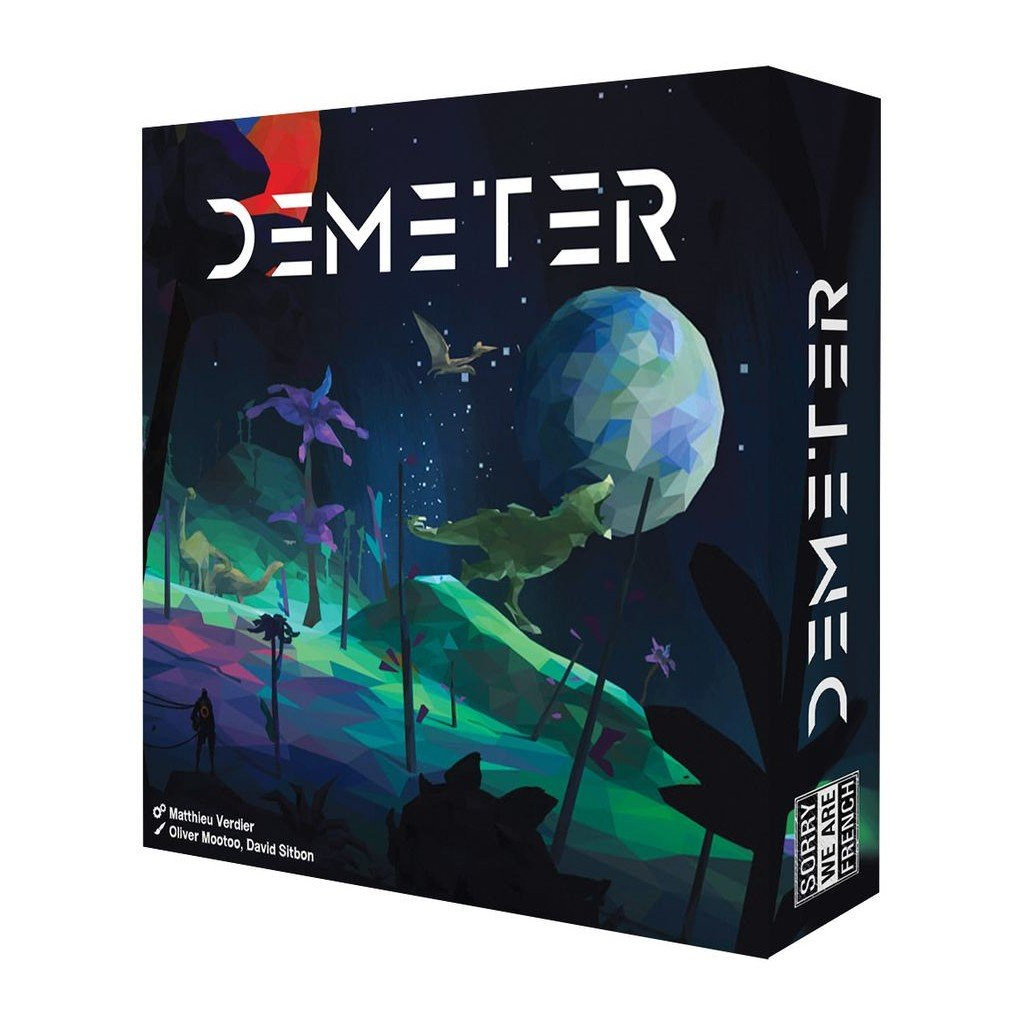 Demeter - boite