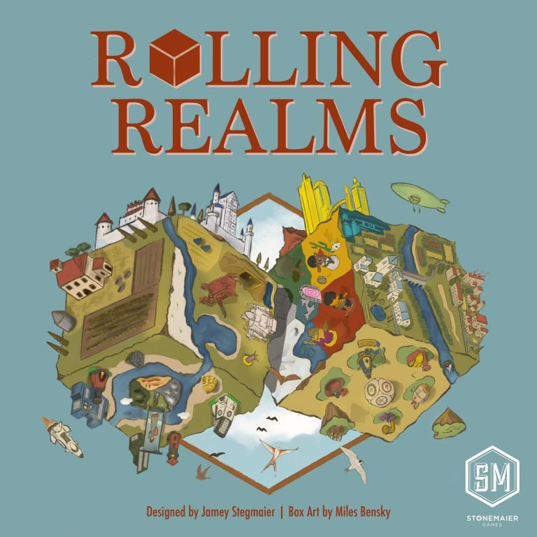 Rolling Realms ©stonemaiergames