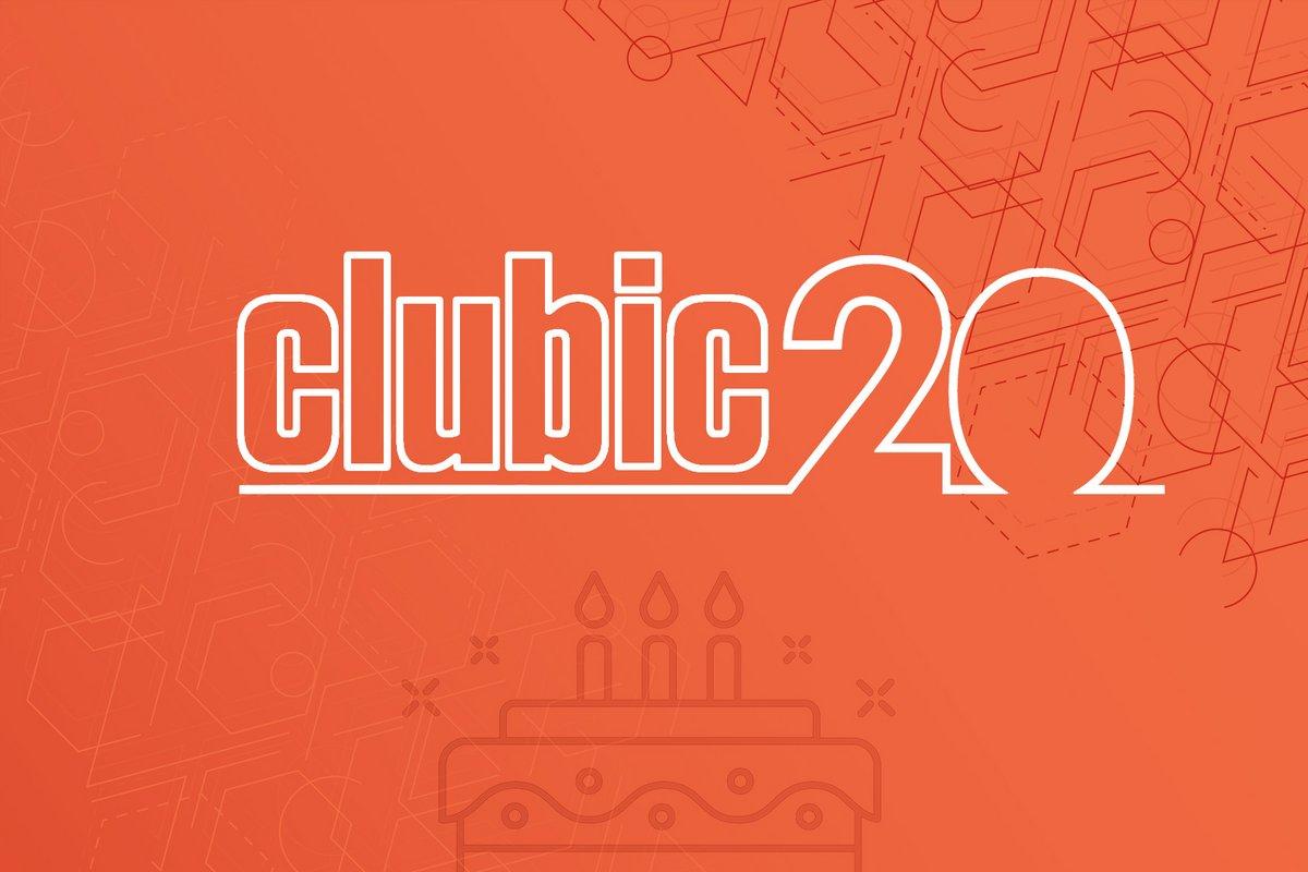 Clubic 20 ans ©Clubic.com x Shutterstock