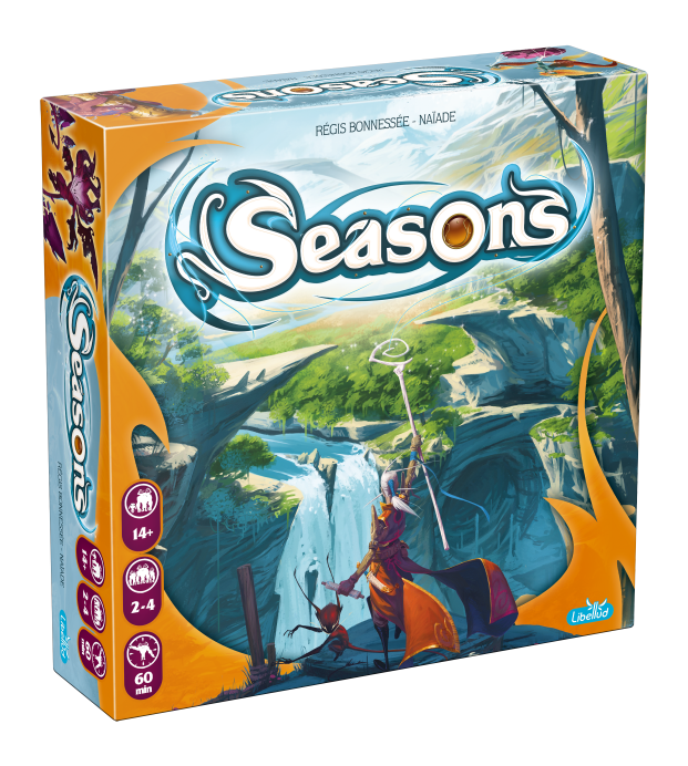 Seasons - couverture