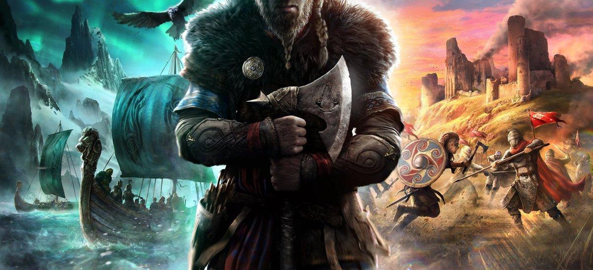 Assassin's Creed Valhalla artwork HD