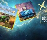 PS Plus : Cities Skyline et Farming simulator 2019 sont les jeux du mois de mai
