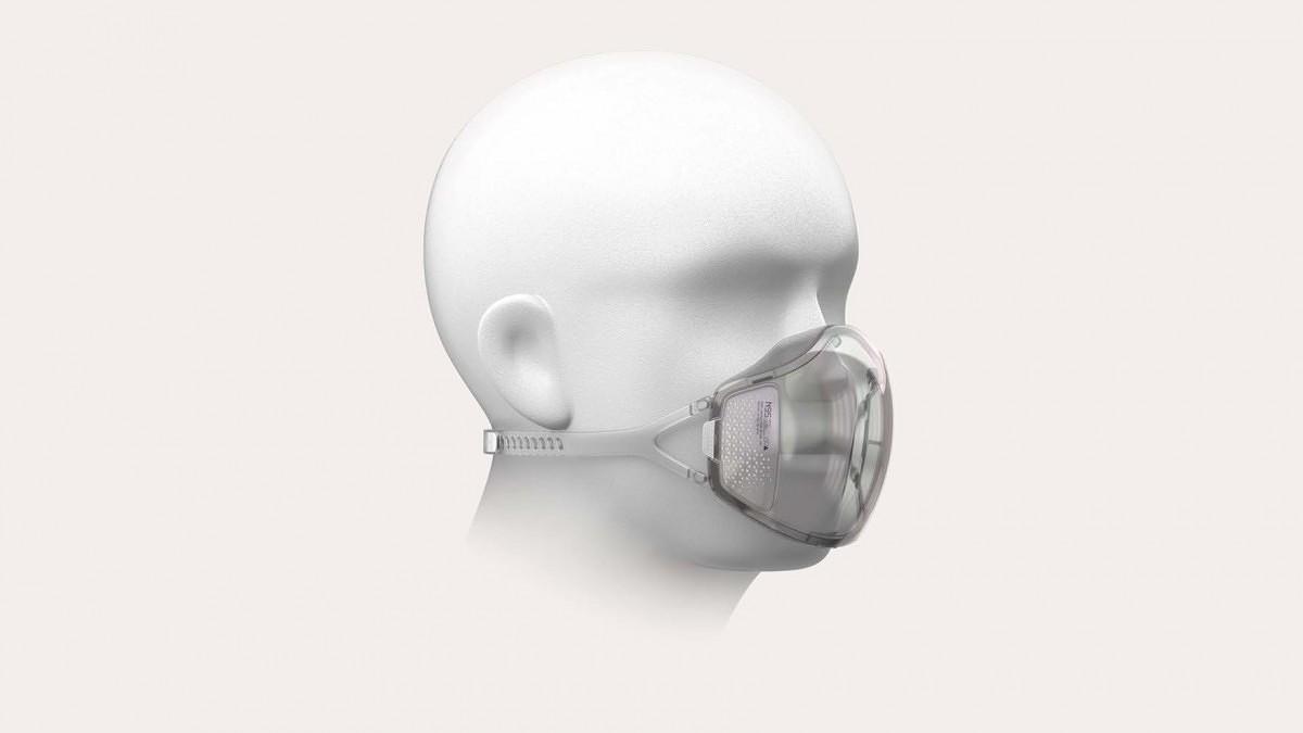 Huami Project Aeri masque protection N95 © Huami