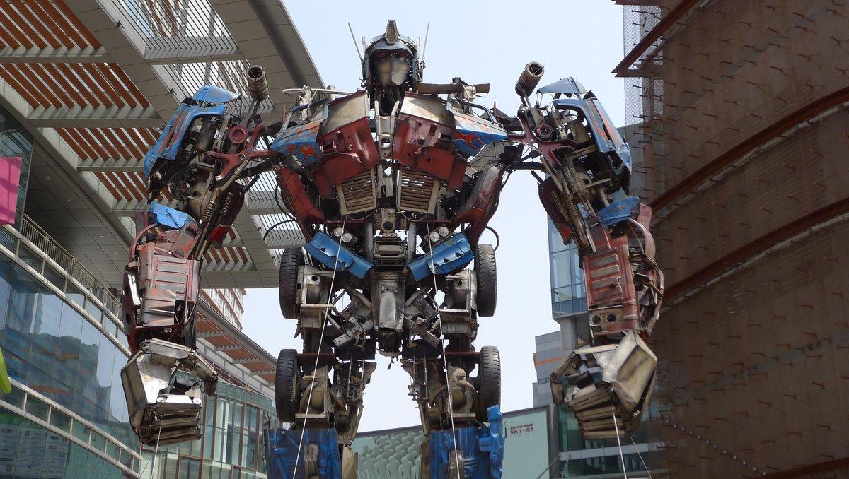 Optimus Prime © Wang65
