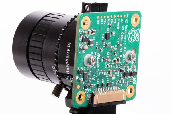 Raspberry Pi HQ Camera
