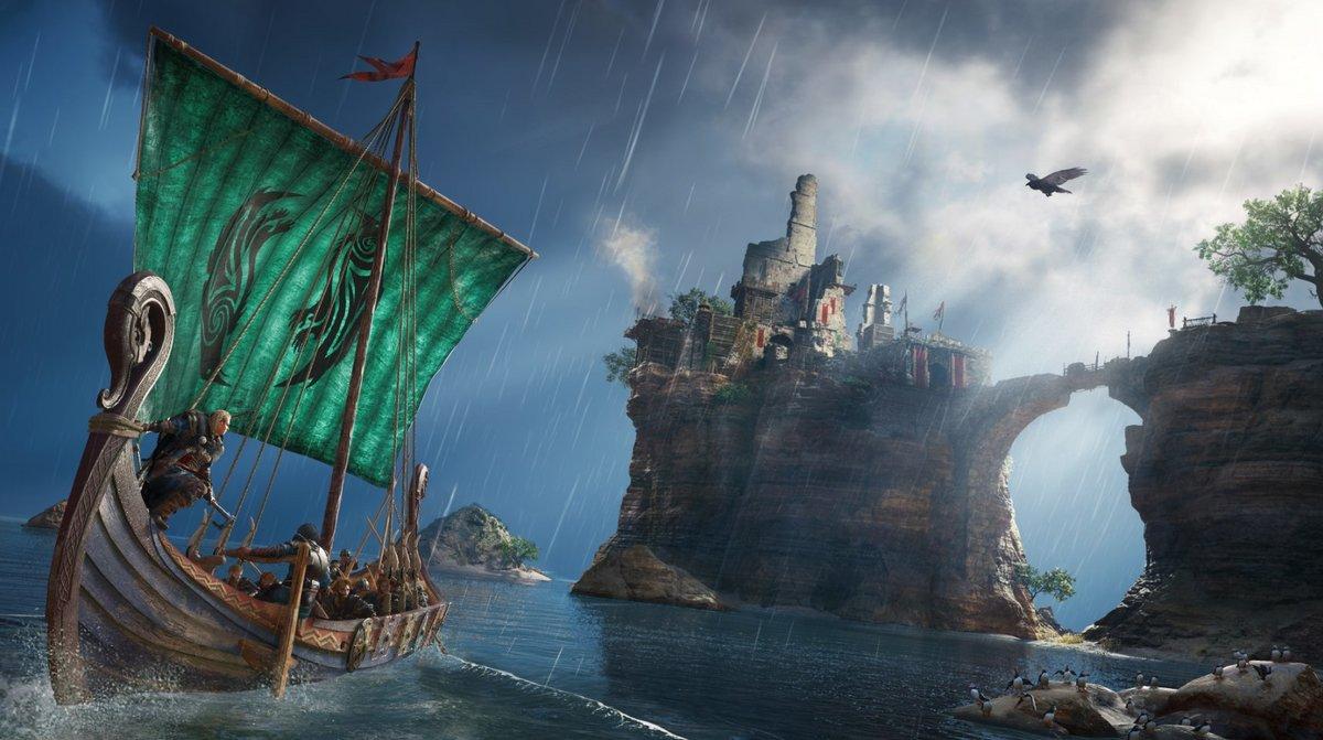 Assassin's Creed Valhalla gameplay 1