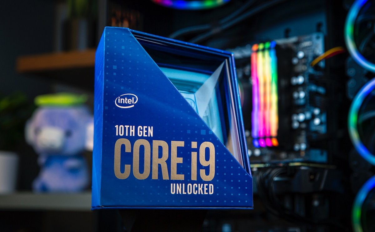 Intel Core i9-10900K ©© Intel