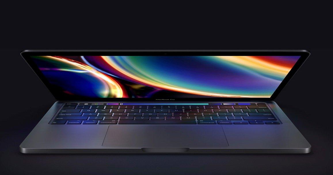 MacBook Pro 13 2020 ©Apple