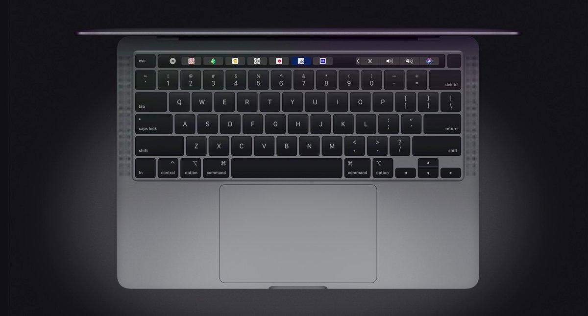 MacBook Pro 13 2020 © Apple