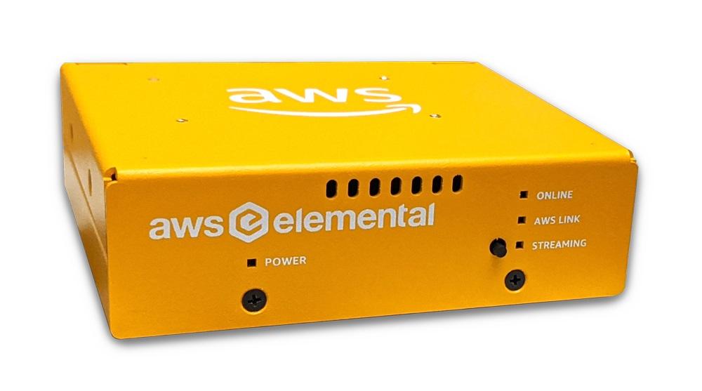 Elemental Link AWS