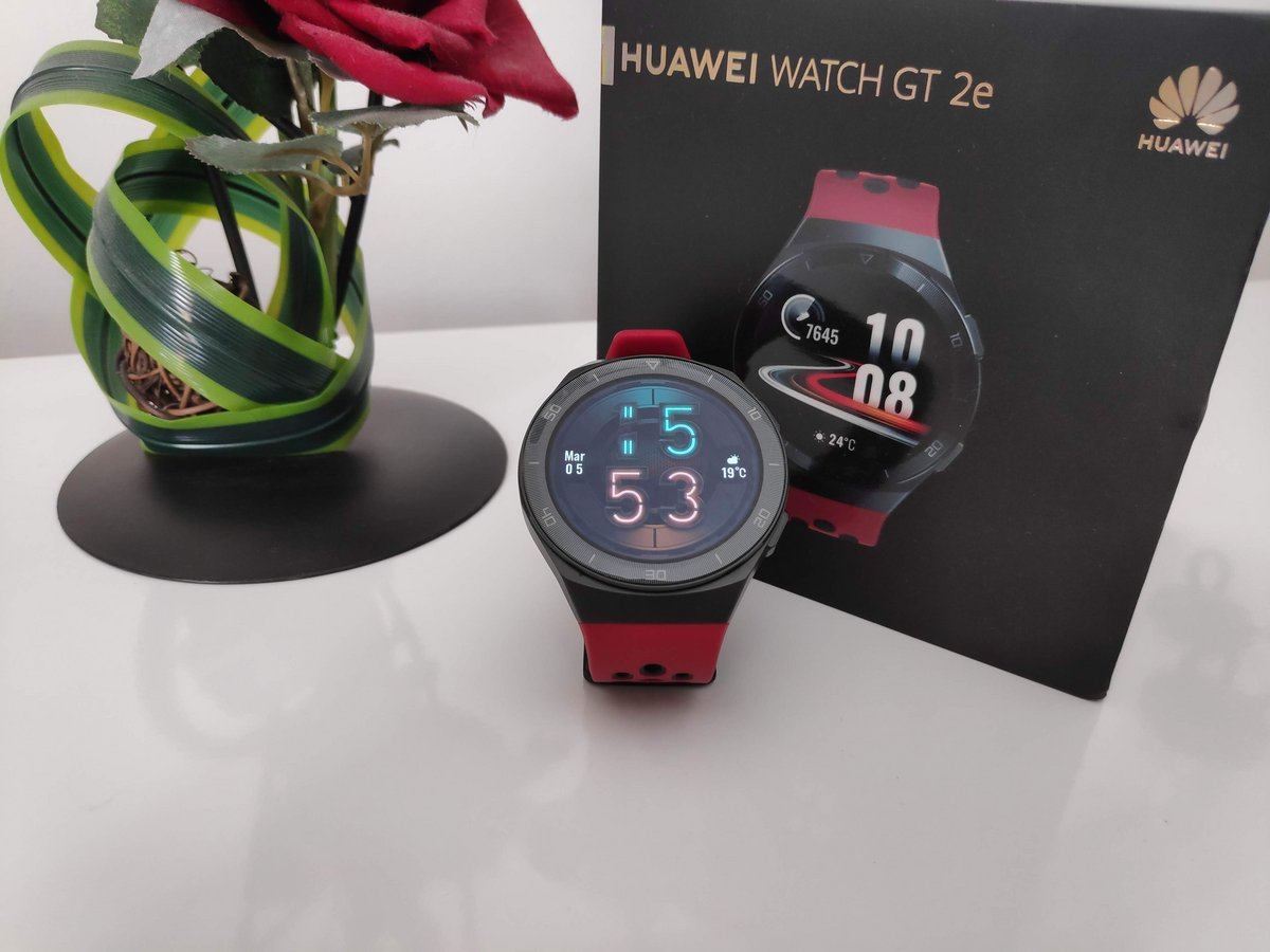 Huawei Watch GT2e - Présentation