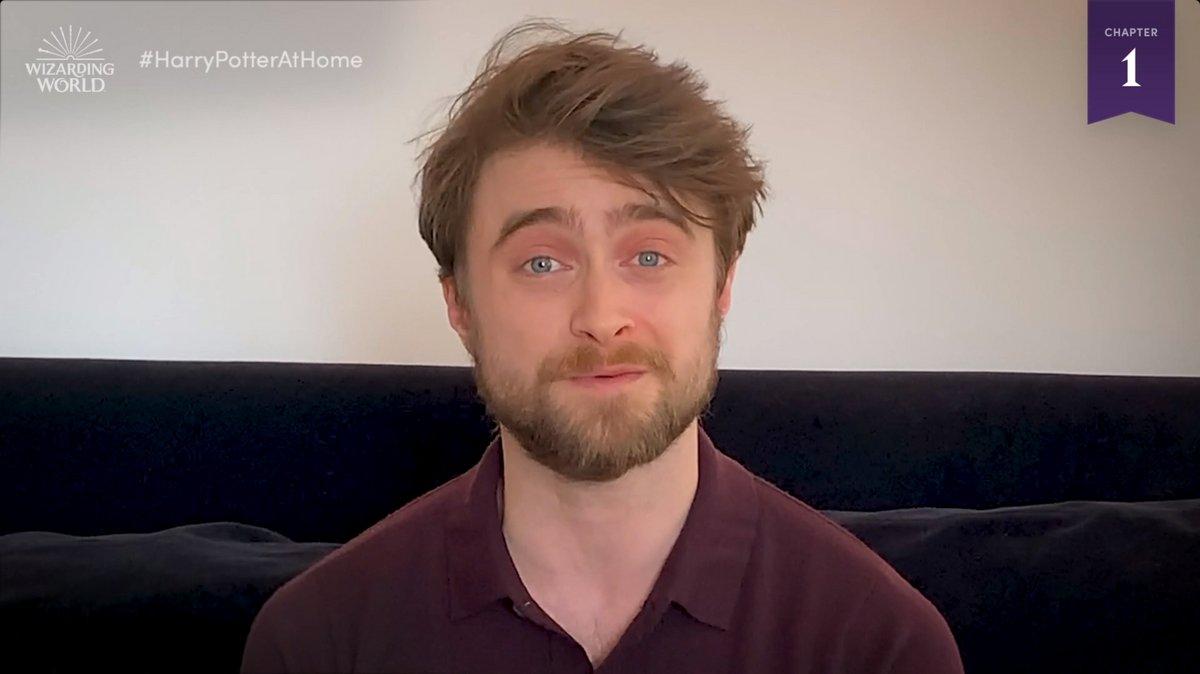 Daniel Radcliffe ©wizardingworld.com