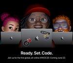 Apple : la WWDC 2020 se déroulera en ligne, à partir du 22 juin