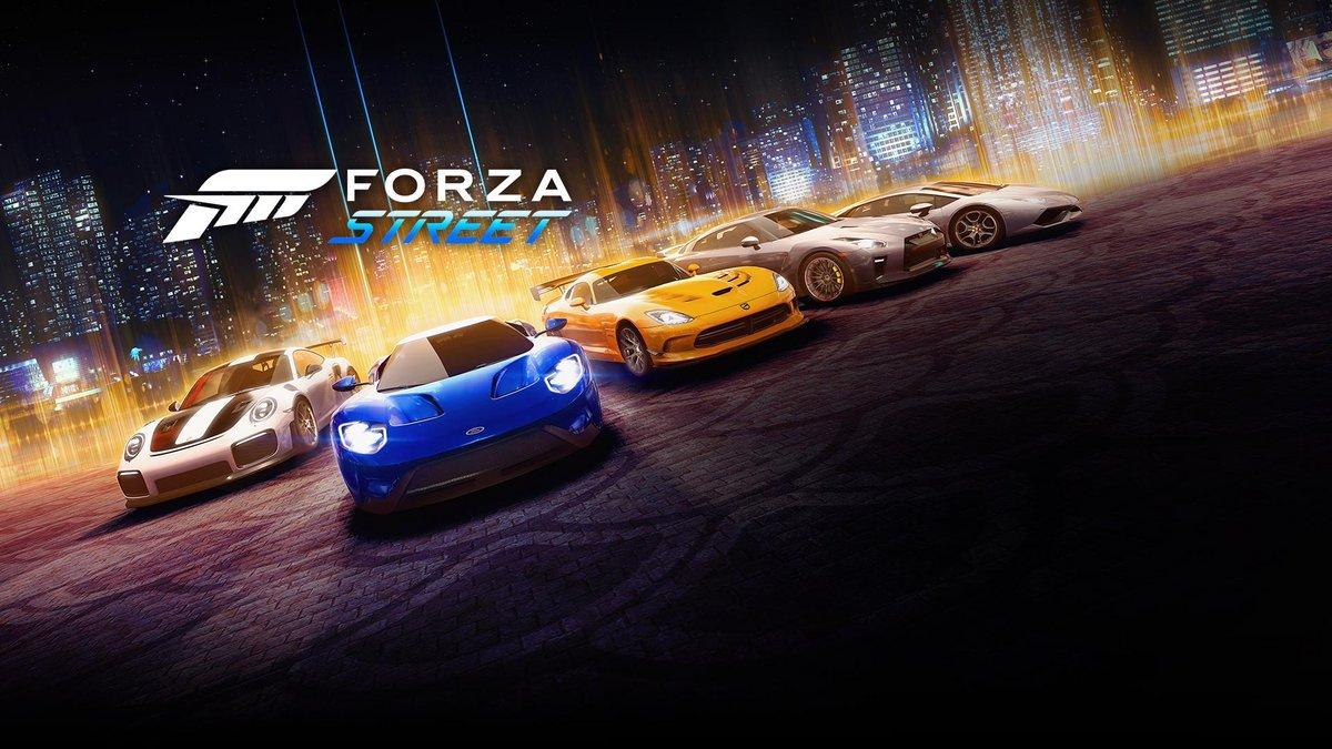 Forza Street iOS & Android