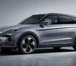 Arcfox Alpha-T : le SUV électrique du nouveau constructeur chinois se dévoile