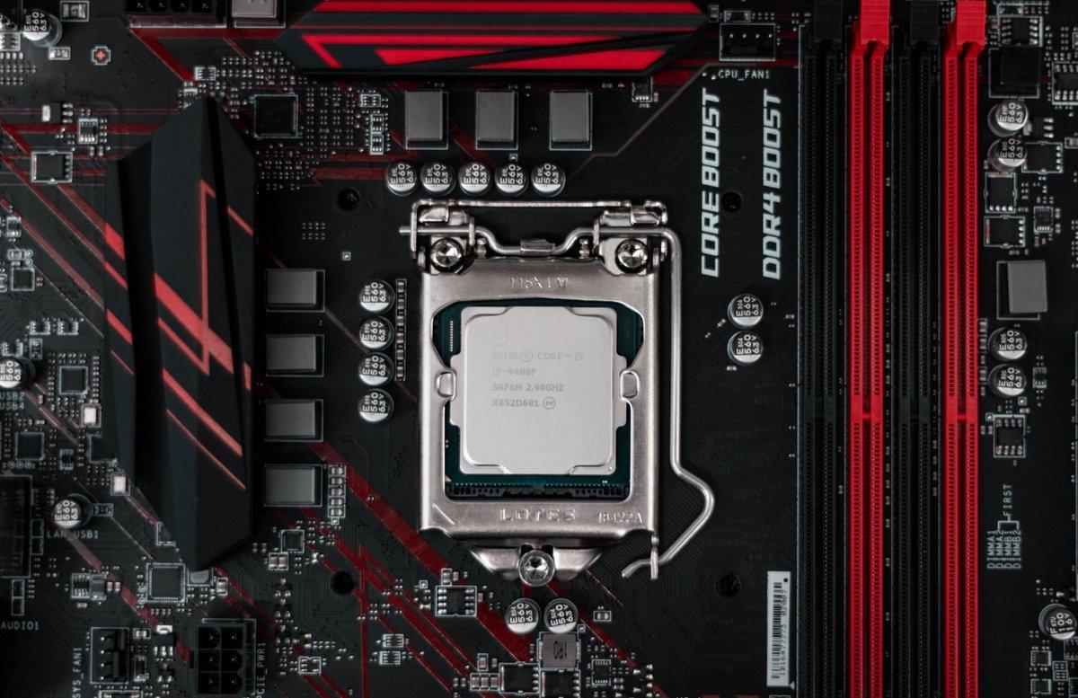 Intel-CPU