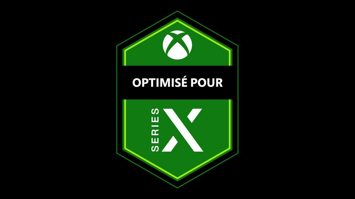 Optimisé Xbox Series X