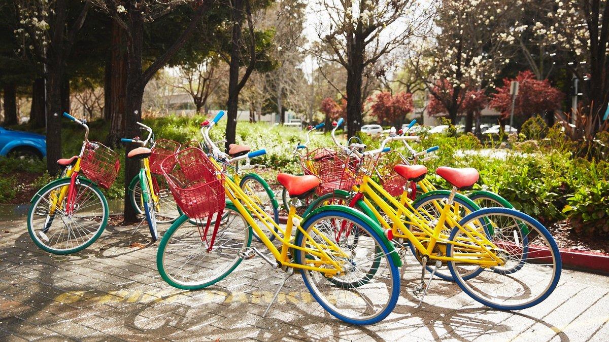 Google Googleplex © Google