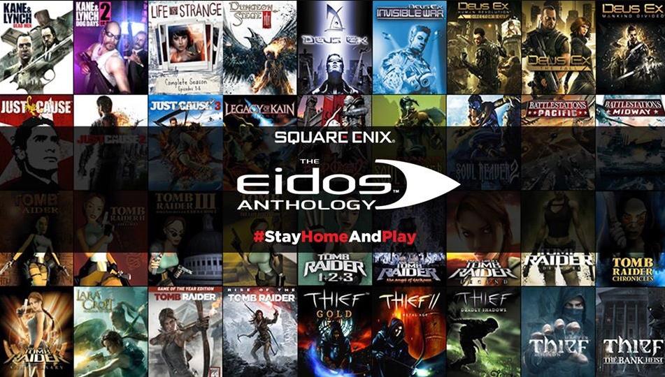 Square Enix Bundle