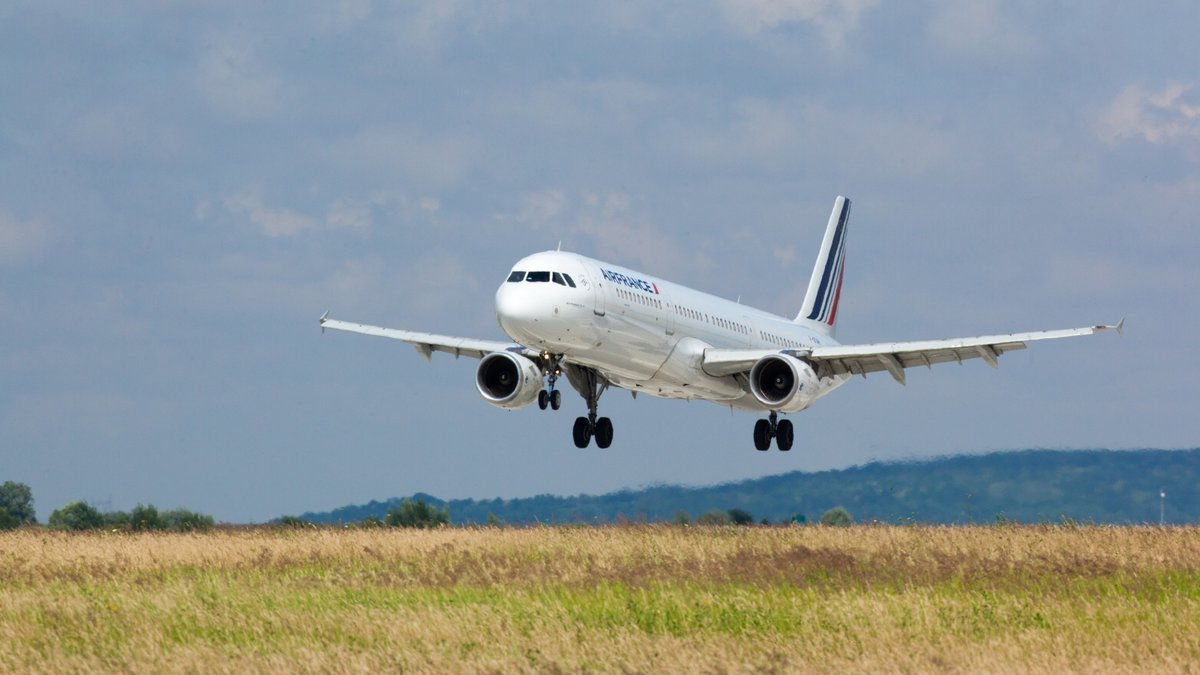 Airbus-Air-France-A321 © Air France