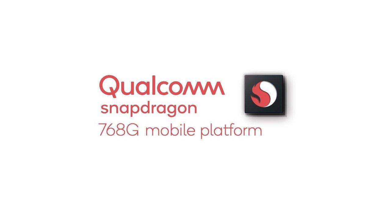 Qualcomm Snapdragon 768G © Qualcomm