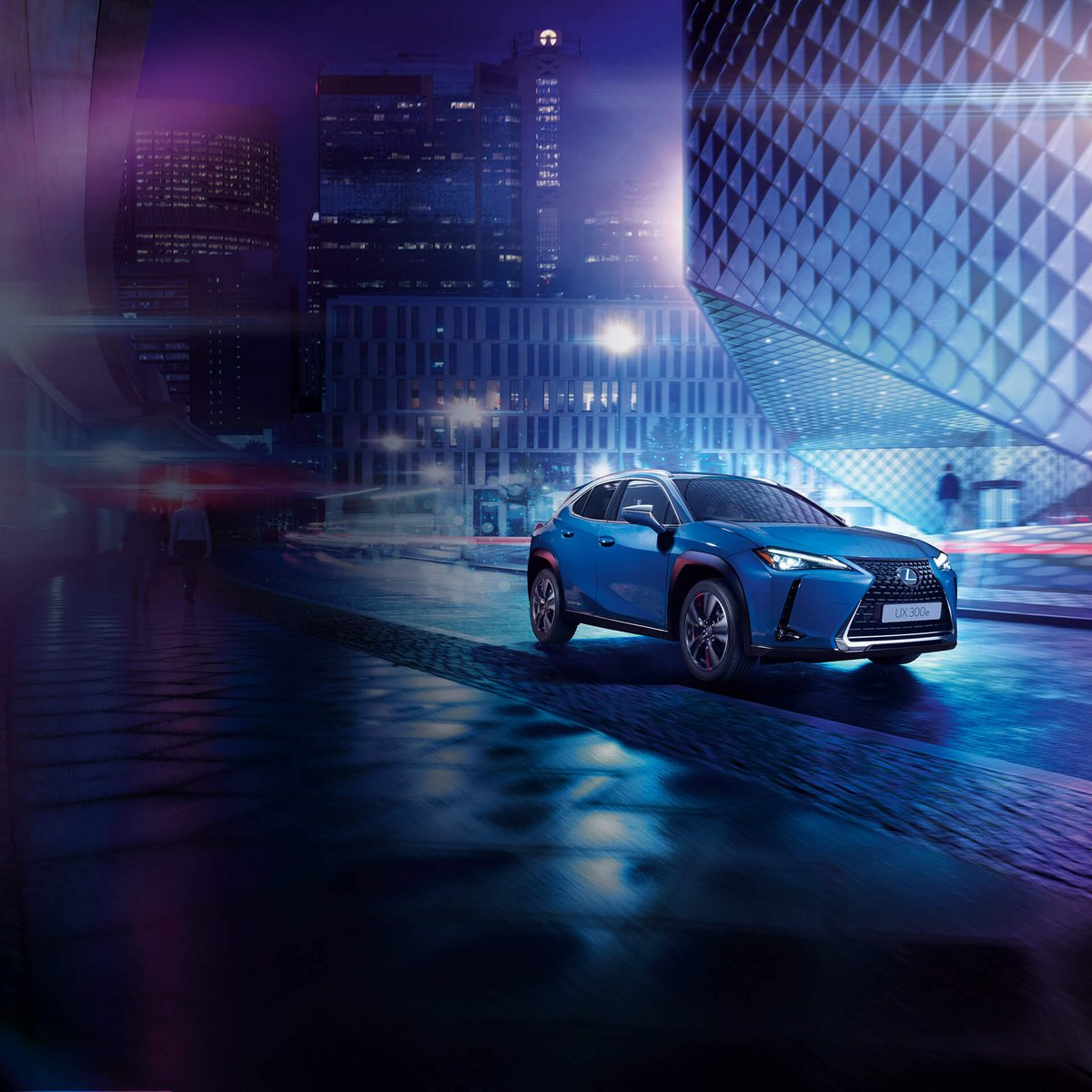 Lexus UX 300 e © Lexus