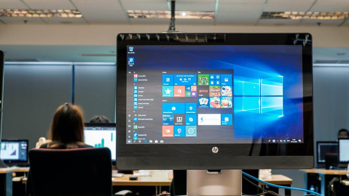 Windows 10 © Thannaree Deepul / Shutterstock.com