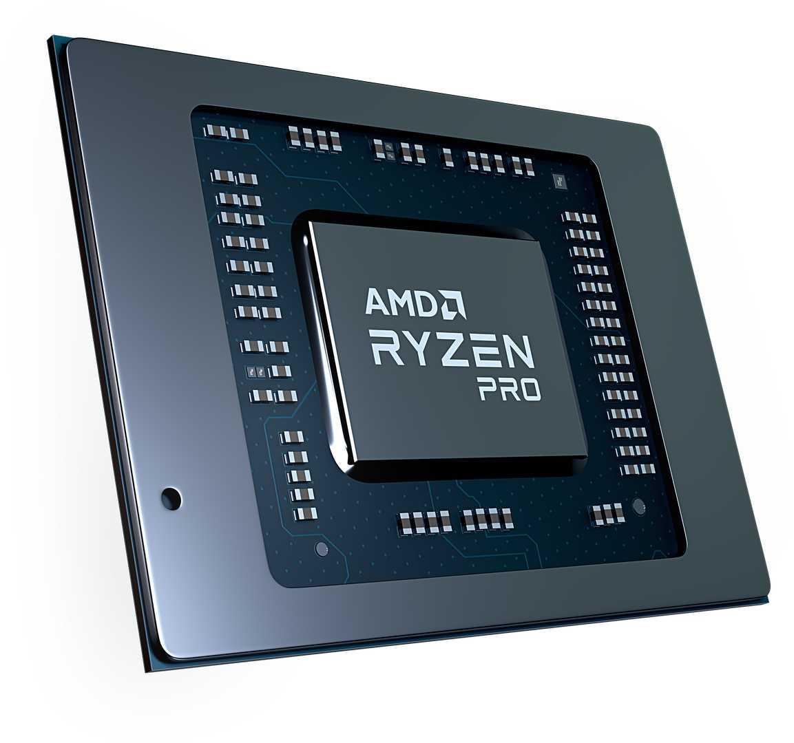 AMD Ryzen Pro 4000 © AMD