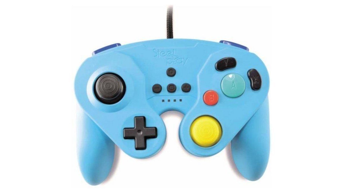 Manette Switch Steelplay Neo Retro