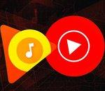 Transférer sa bibliothèque Google Play Music vers YouTube Music est enfin possible