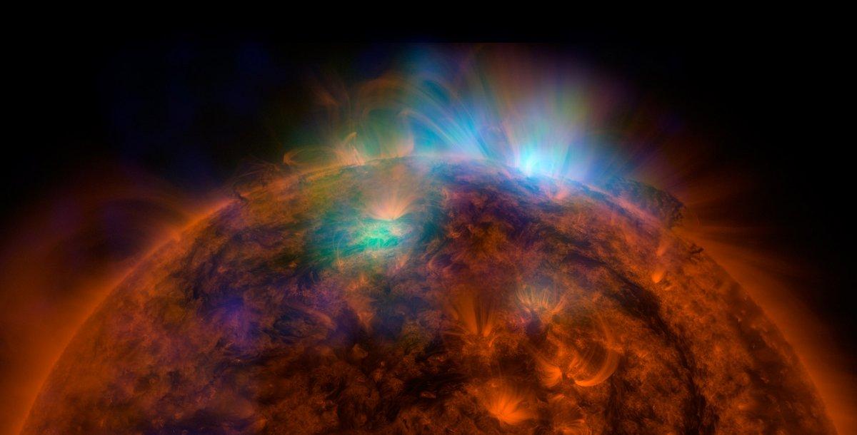 Soleil ©NASA/JPL-Caltech/GSFC