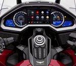Android Auto sera bientôt disponible sur les motos Honda Gold Wing
