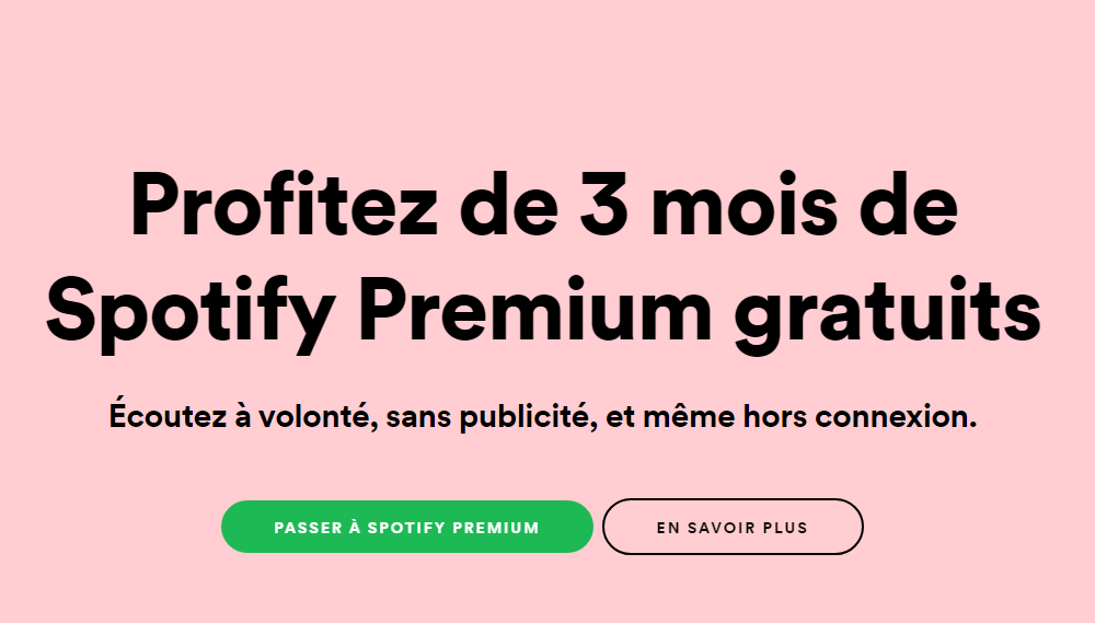 Spotify Gratuit © Spotify