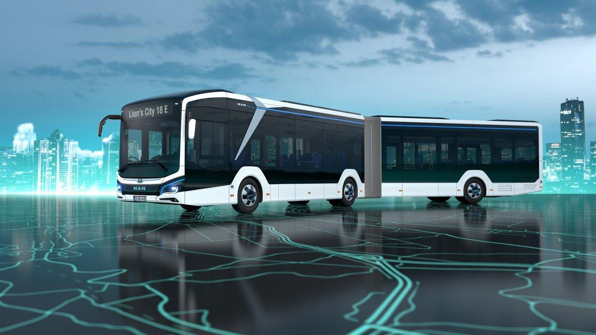 Man Lionscity 18 © Man Trucks & Bus
