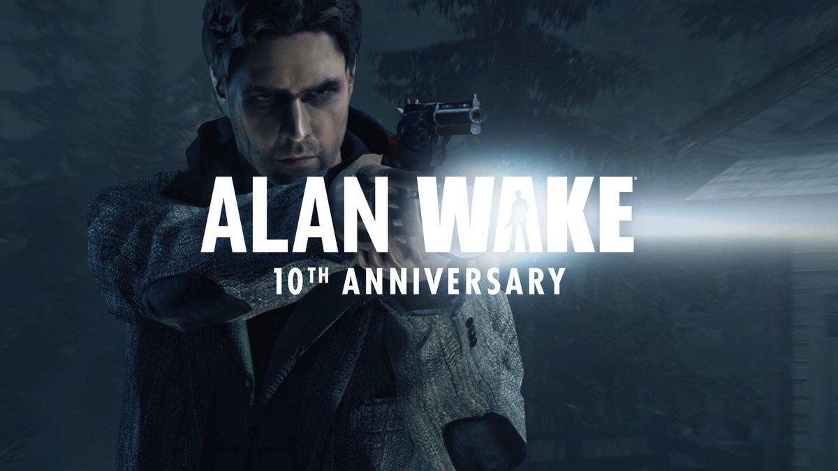 Alan Wake 10ème anniversaire