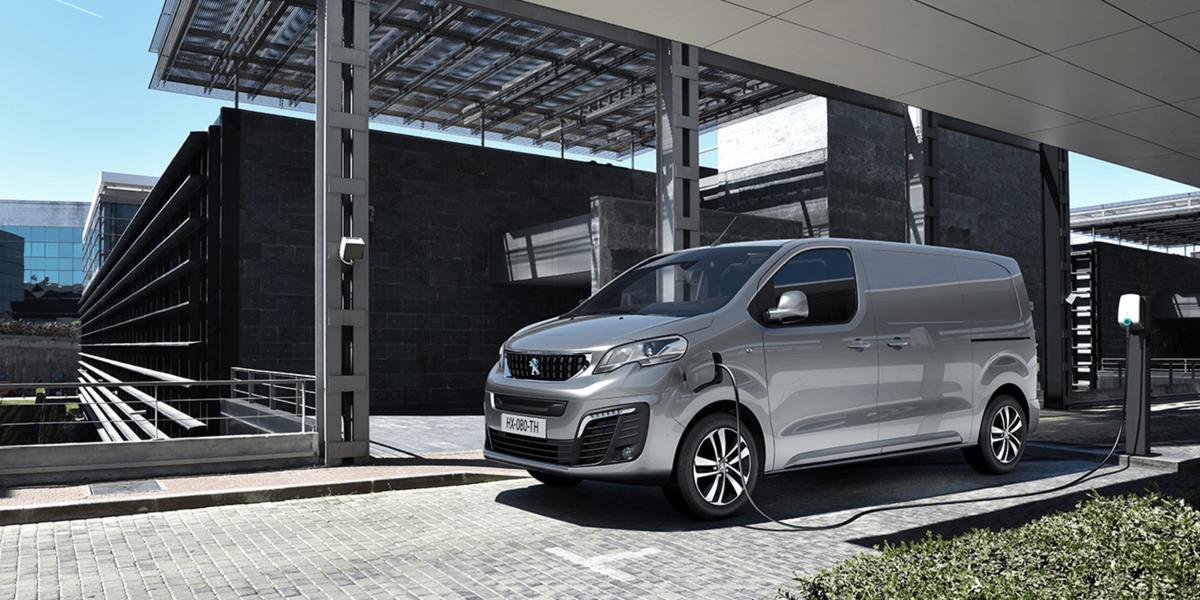 Peugeot e-Expert © Peugeot